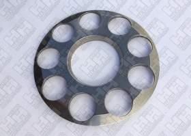 Прижимная пластина для колесный экскаватор HITACHI ZX160W (0878109)