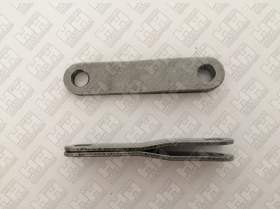 Рычаг шарнира распределительной плиты для колесный экскаватор HITACHI ZX190W-3 (9724756)
