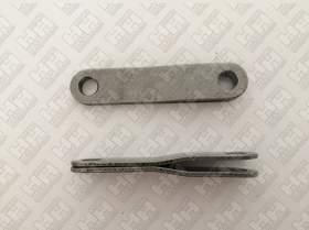 Рычаг шарнира распределительной плиты для экскаватор колесный HITACHI ZX210W-3 (9724756)