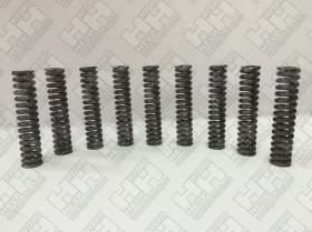 Комплект пружинок (9шт.) для экскаватор гусеничный HITACHI ZX470-5G (0451016)