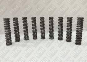 Комплект пружинок (9шт.) для экскаватор гусеничный JCB JS260 (LSP0109)