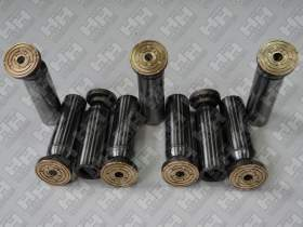 Комплект поршней (9шт.) для экскаватор гусеничный KOMATSU HB205LC (708-2L-33430)